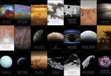 Fotos sistema solar