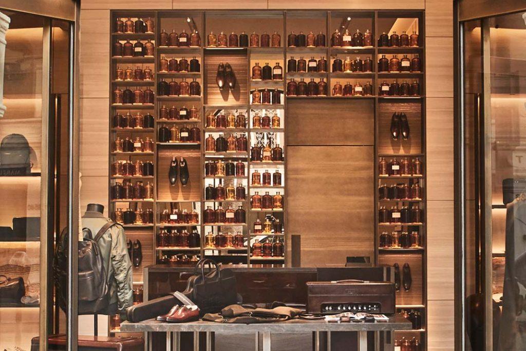 zapatos lujo hombre, Berluti Beverly Hills