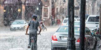 Record lluvias 1 hora España