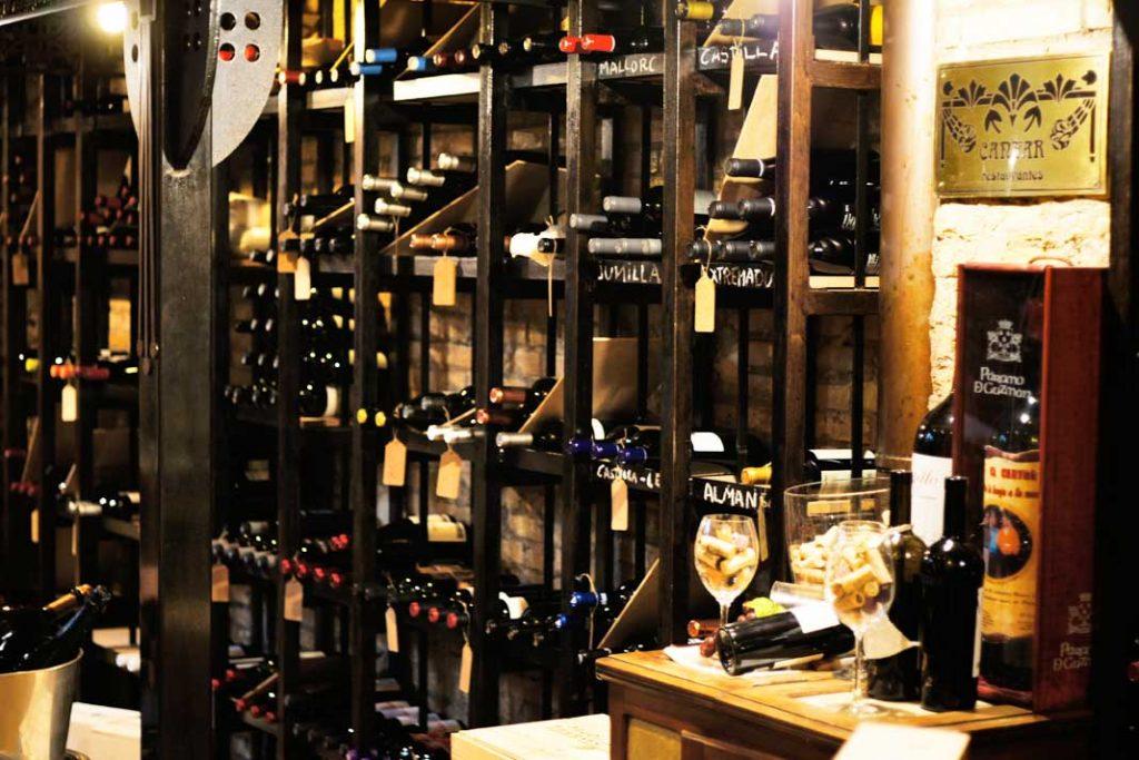 Bodega Restaurante El Canyar - Valencia