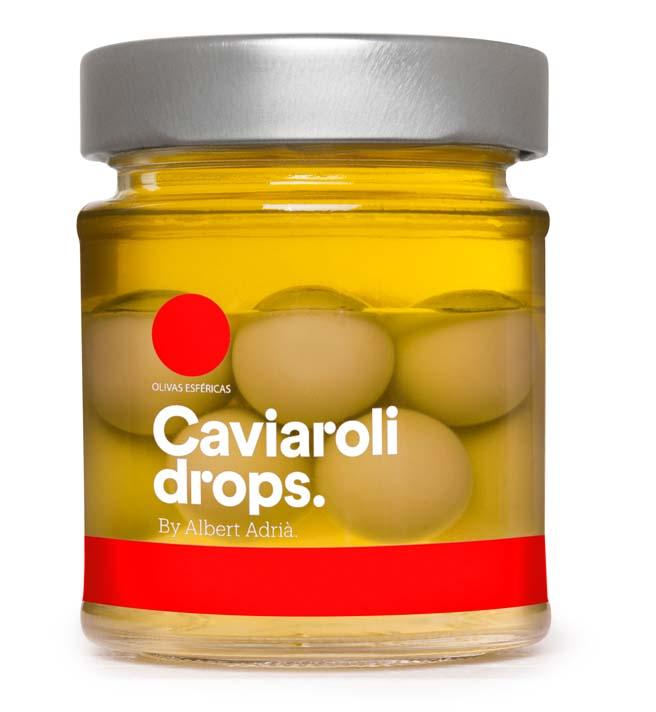 CAVIAROLI DROPS BY FERRAN ADRIÀ