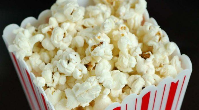 Llevar comida al cine